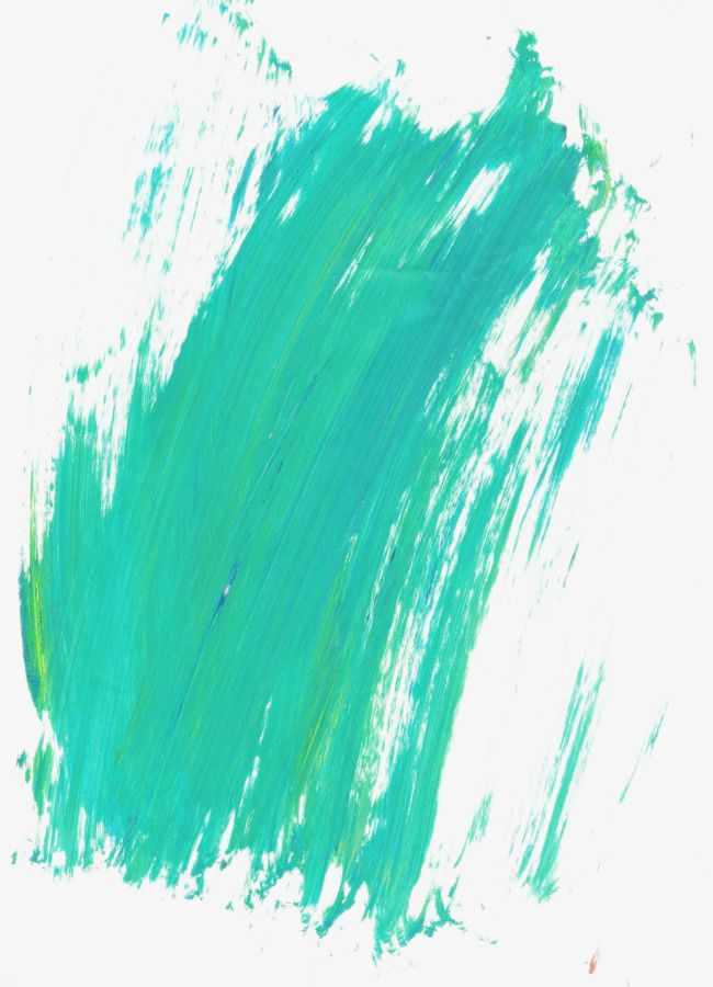 Dark Green Brush Strokes Png Free Download Brush Stroke Png