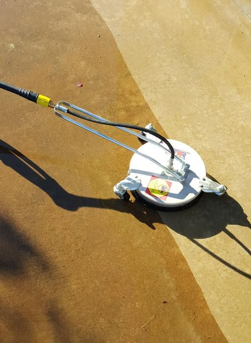 Powerhorse Pressure Washer Surface Cleaner — 12in  Dia