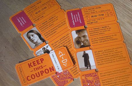 Coupon Business Cards {I'm definitely going to make Coupon ...
