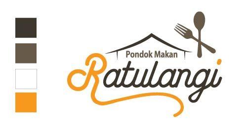 logo rumah makan opsi kedua desain logo restoran desain desain logo logo rumah makan opsi kedua desain