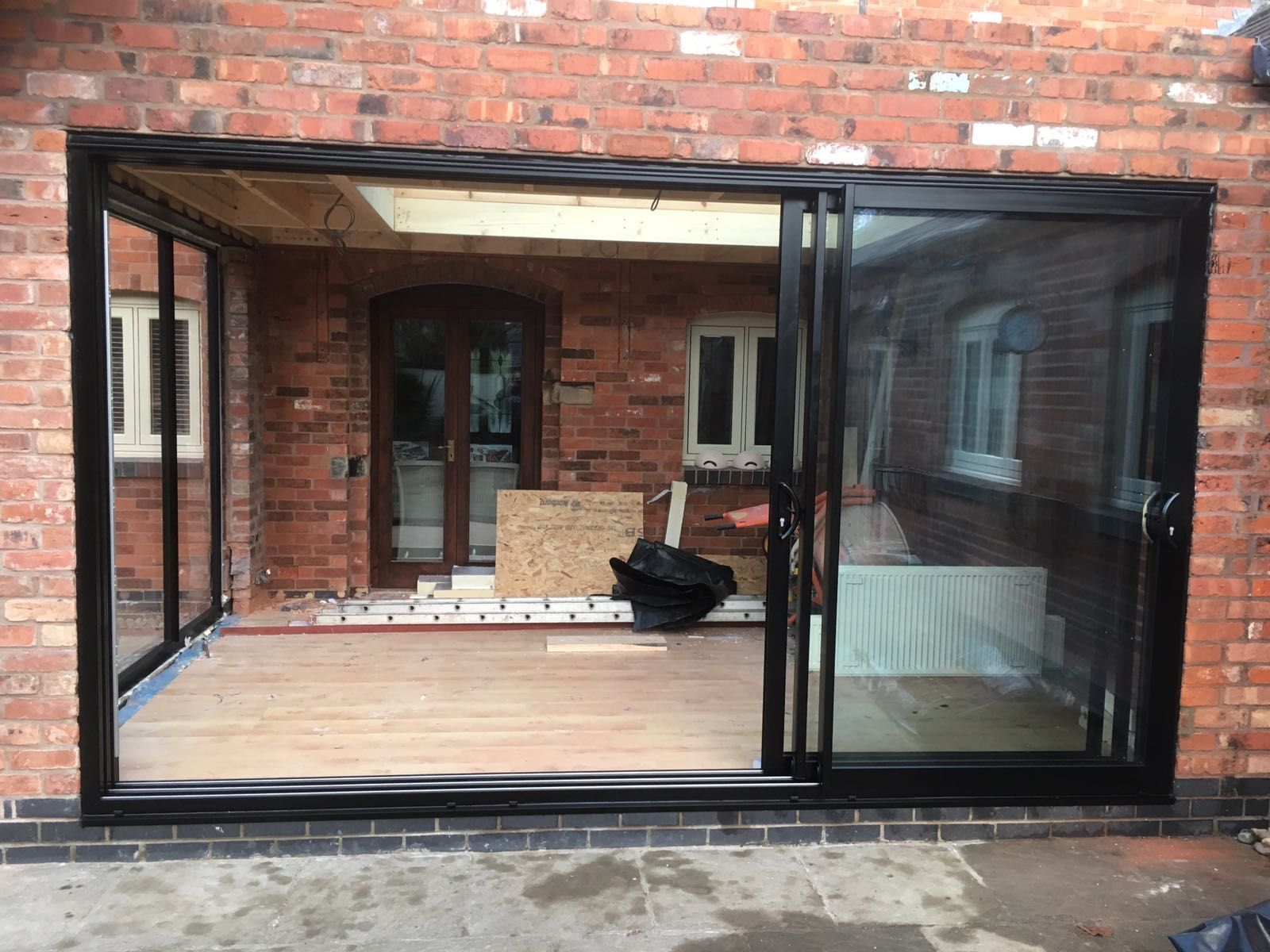 Pin By Nottingham Window Company On Aluminium Sliding