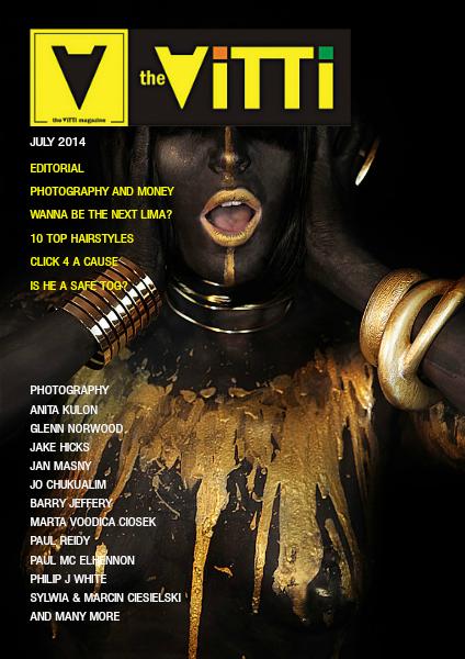 The Vitti Fashion Magazine July 2014