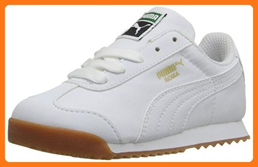 b4bdac989f PUMA Roma Basic Summer Kids Classic Style Sneaker (Toddler/Little ...