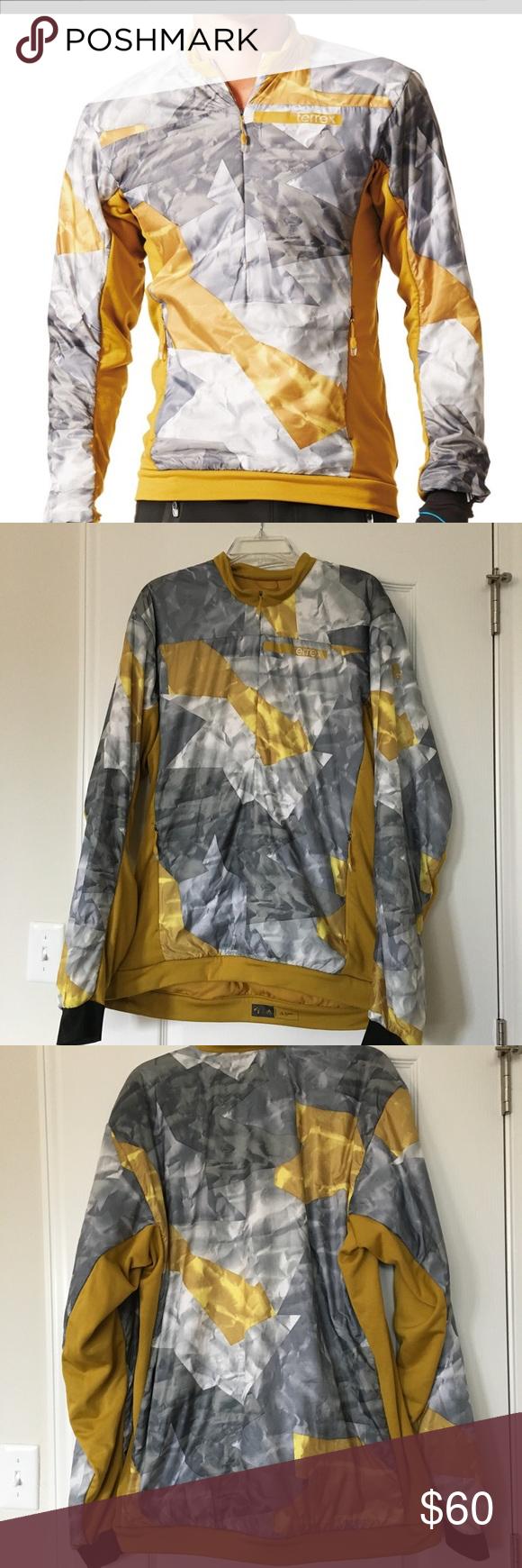 Adidas terrex polartec jacket