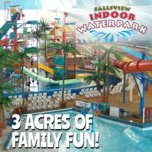 Fallsview Indoor Waterpark Coupons Niagara Falls Niagara Falls