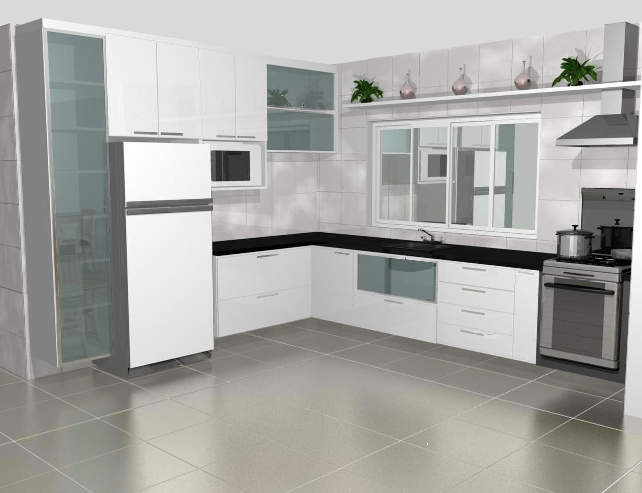 Fotos De Cozinhas Planejadas Cozinha Planejada Modelos De