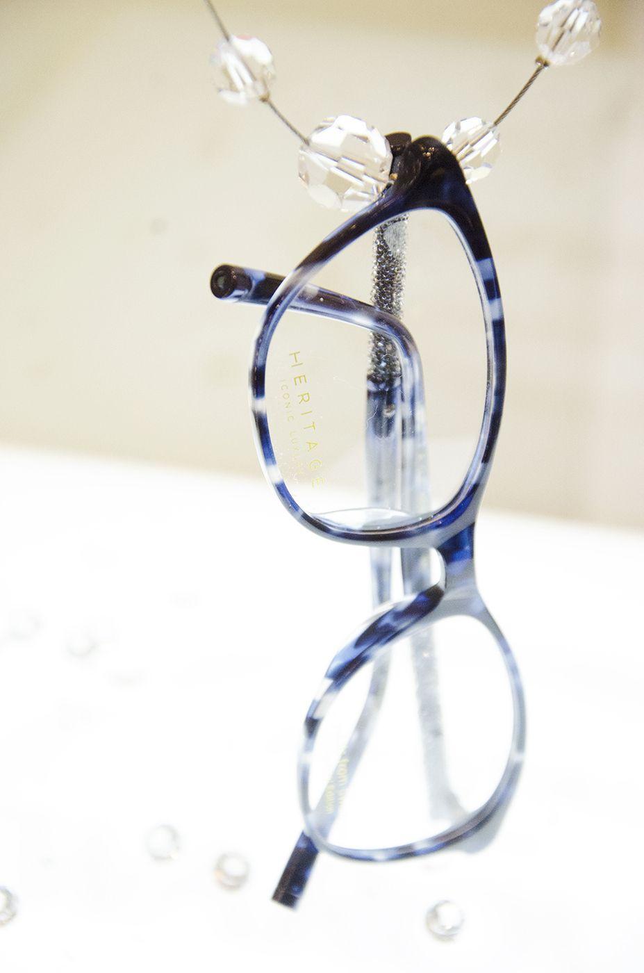 #heritage #swarovski #glasses #style #look via Love Da Helsinki