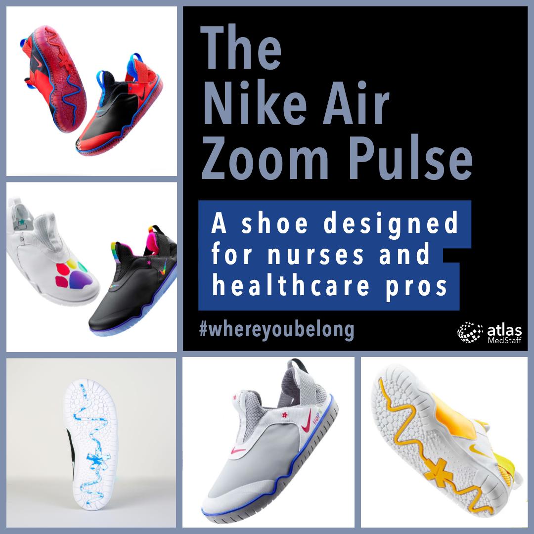 chaussure nike air zoom pulse