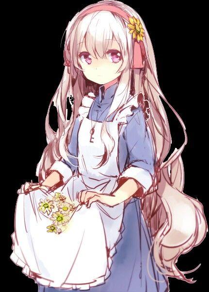 anime render by lcookies on Deviantart