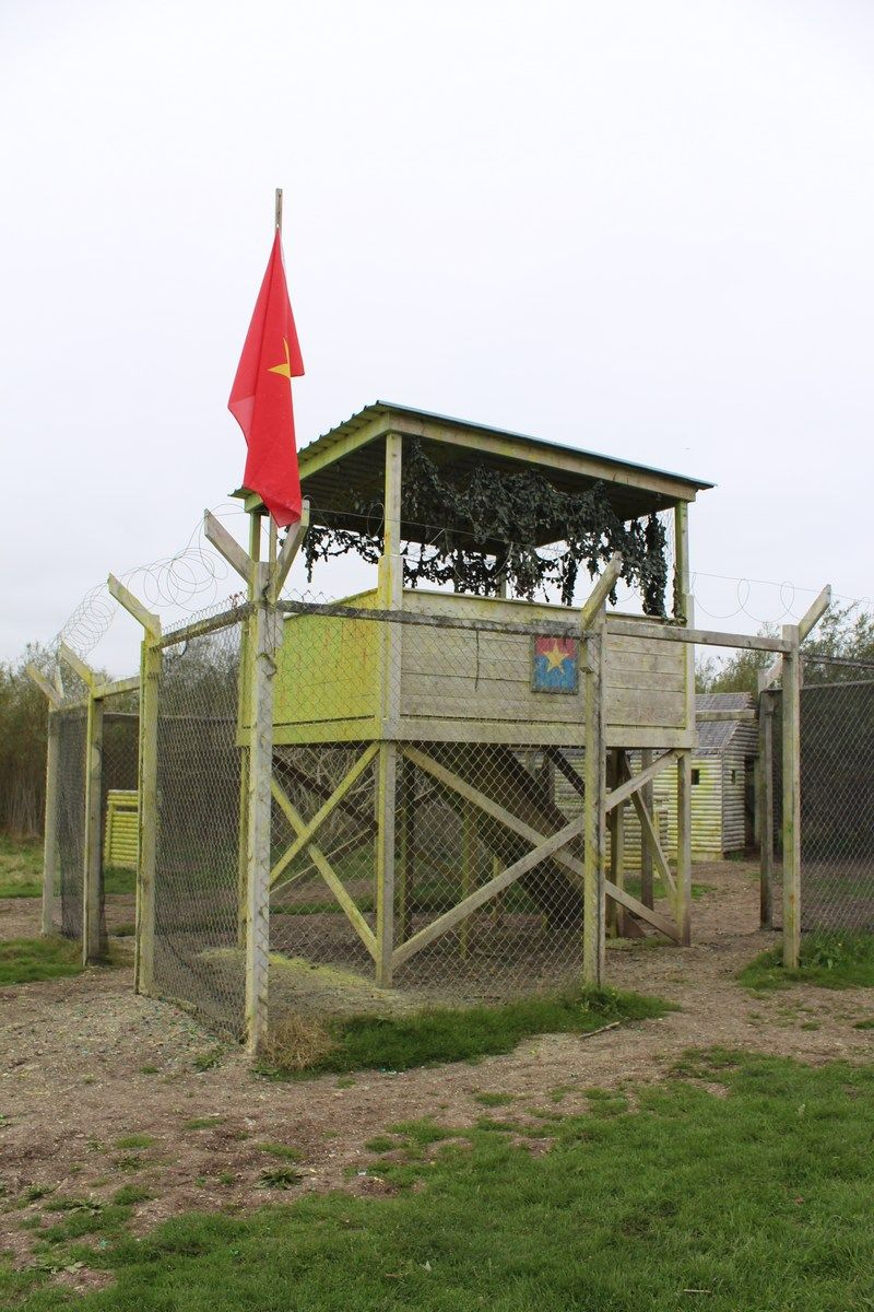 Delta Force Paintball Upminster - the closest paintball centre to London. #paintball #paintballing