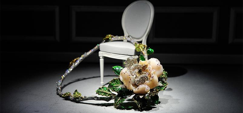 Designers' DNA – Dior – Modeconnect.com Victoire de Castellane is appointed designer of the Dior Fine Jewelry line, Dior Joaillerie launched in 1998.