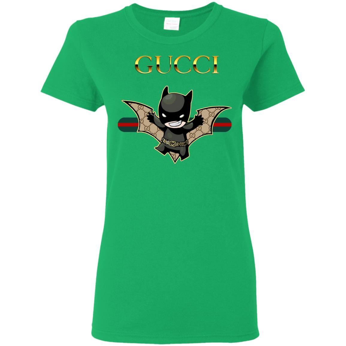 c5df7750592a Gucci Batman Women T-Shirt . US Size  S