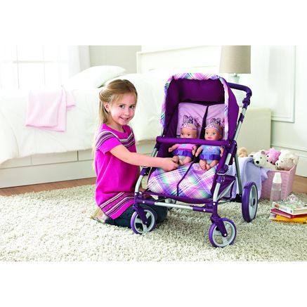 Esprit® 'Infinity' Double Doll Stroller Available at Sears   Lyla ...