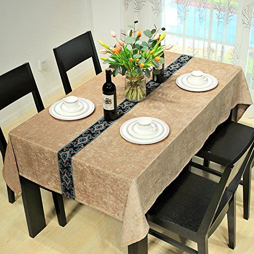 Situmi Tablecloth Table Cover Modern And Minimalist Tablecloths