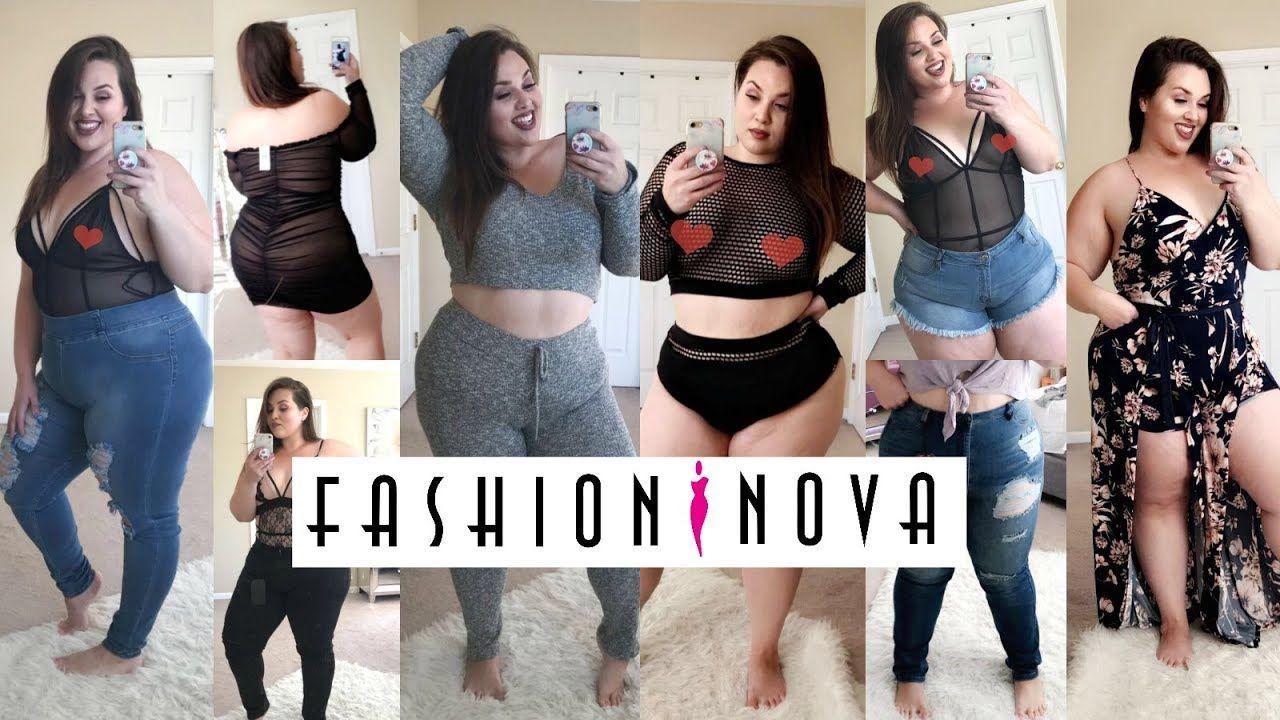 02f3c5de775 HUGE Fashion Nova Curve Try-On Haul!