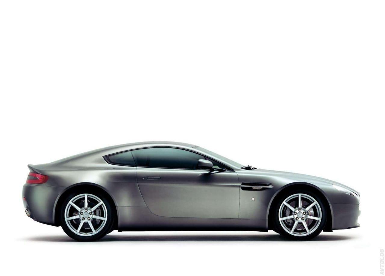 2005 Aston Martin V8 Vantage Aston Martin V8 Aston Martin Used Aston Martin