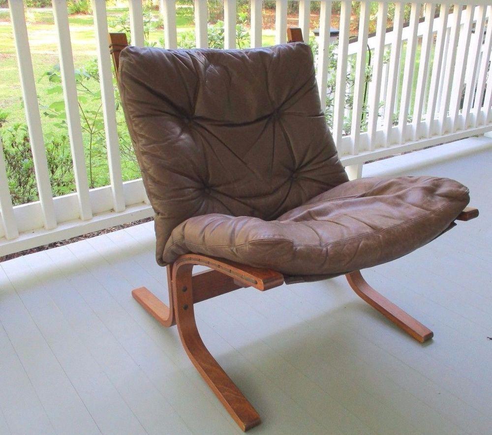 Westnofa Norway Danish Modern Leather Siesta Side Chair By Ingmar Relling Midcenturymodern Westnofa With Images Scandi Chair Chair Side Chairs