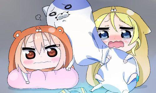 Umaru and Eli