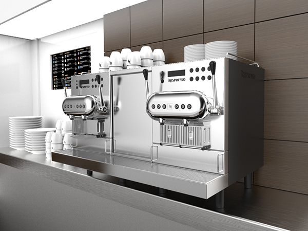 #3dmodel #render #nespresso #coffee #cafe #machine #keyshot