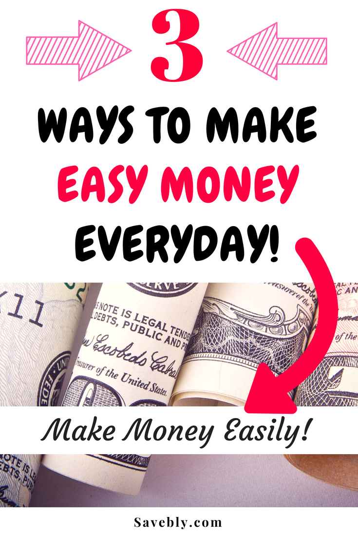 how to make easy money how to online earn money free