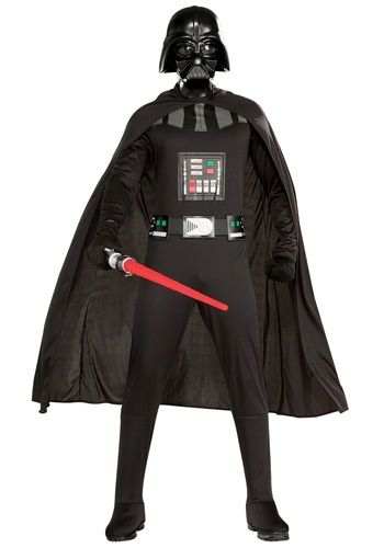 This Darth Vader costume is a good choice for a Halloween party - cool halloween costume ideas for guys