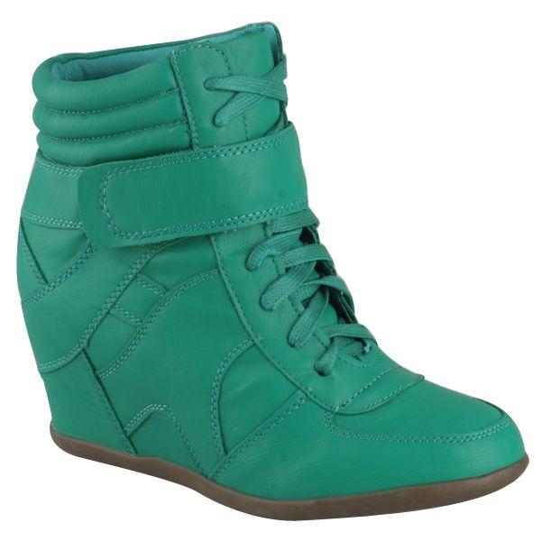 Meine *.*   Sneaker damen, Wedge sneaker, Stiefeletten damen