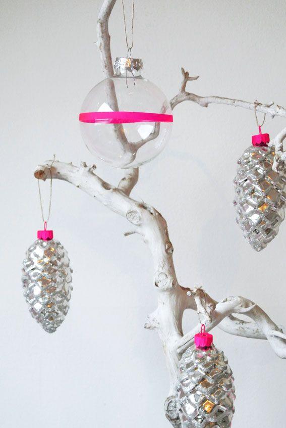 30 Creative and Easy DIY Christmas Ornaments DIY Christmas - christmas decorations diy