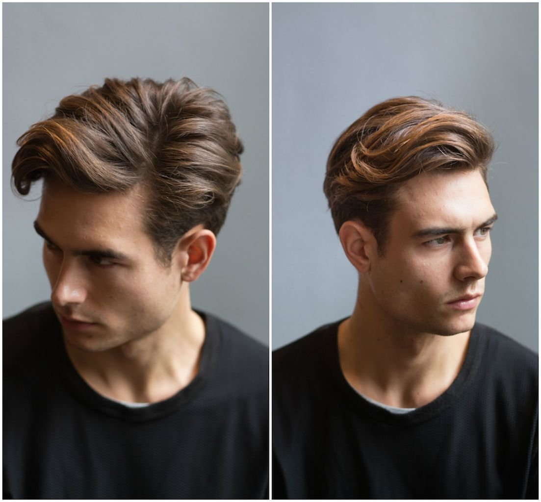 4 Top Men S Hairstyles For Aw14 The Idle Man Top Hairstyles For Men Mens Hairstyles Hair Styles