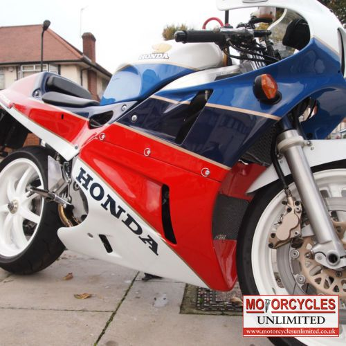 1989 Honda VFR750R-K RC30 Classic Sportsbike for Sale | Motorcycles Unlimited