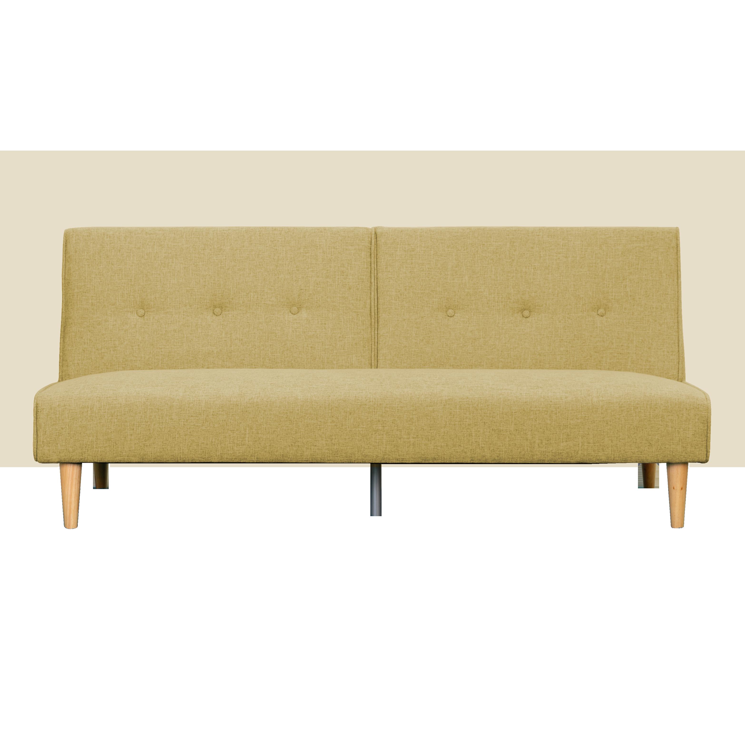 Hipvan Chloe Sofa Bed Custard