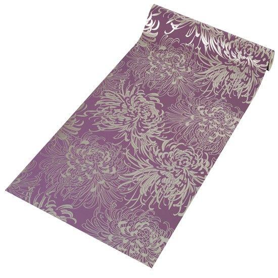 Chrysanthemum In Purple From Graham Brown