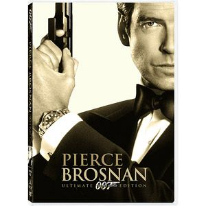 Movies Tv Shows Pierce Brosnan James Bond Bond
