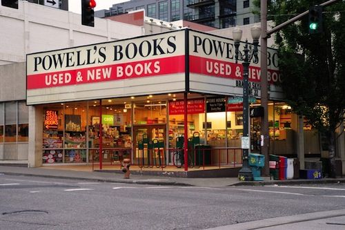 For Me Visiting An Independent Bookstore Is Like Taking A Trip Around The World You Never Know What Treasures You Ll Fin Powells Books Powells Bookstore Books