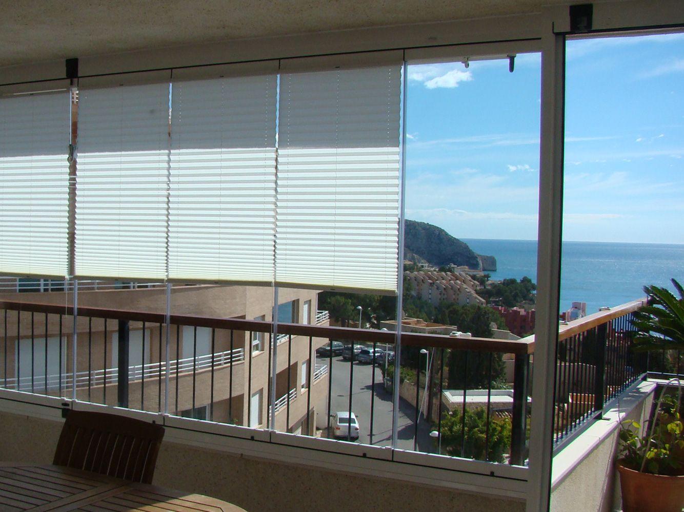 Pin de la huerta valenciana en cortinas y estores pinterest estor buenos tiempos y cortinas - Persianas para balcones ...