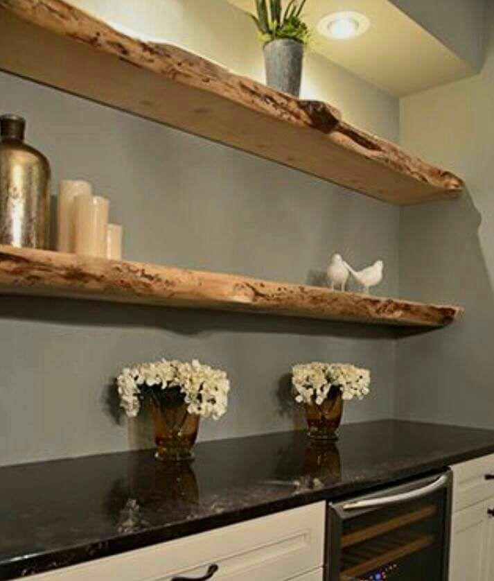Mensole Di Legno Rustiche.Mensole Legno Ideas For A New Home Keuken Rekken Keuken