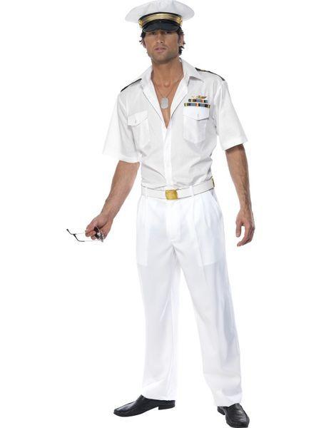 Naamiaisasu; Top Gun Upseeri  Lisensoitu Top Upseerin asu. Tässä asussa et jätä ketään kylmäksi. Tom Cruise jyrää!!! #naamiaismaailma