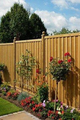 Superior Garden Fencing Panels