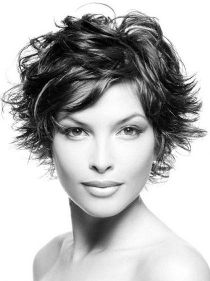 coiffure courte ultra tendance Coupe de cheveux courte