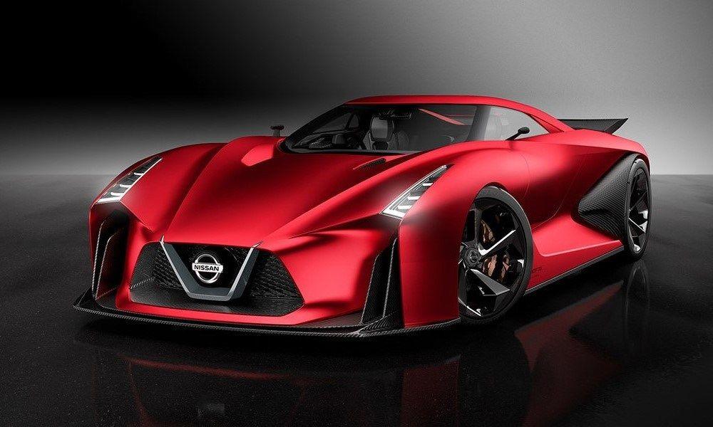 2020 Nissan Z Concept Redesign And Release Date Rumor New Car Rumor Mobil Konsep Mobil Olahraga