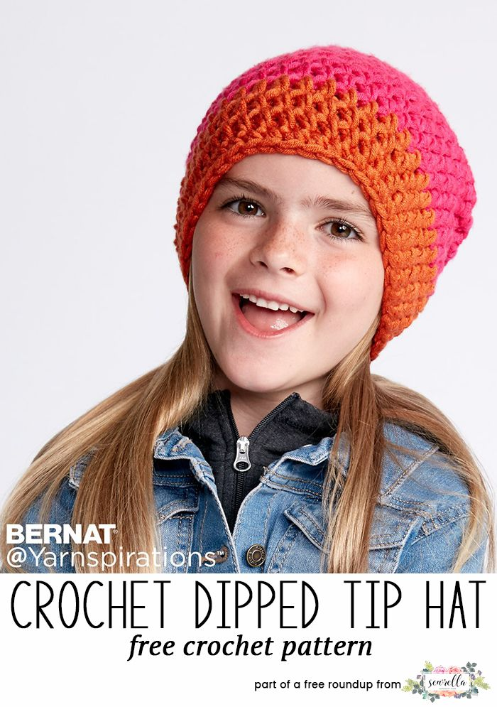 Crochet Winter Kids Hats Roundup | Pinterest | Gorros y Nena