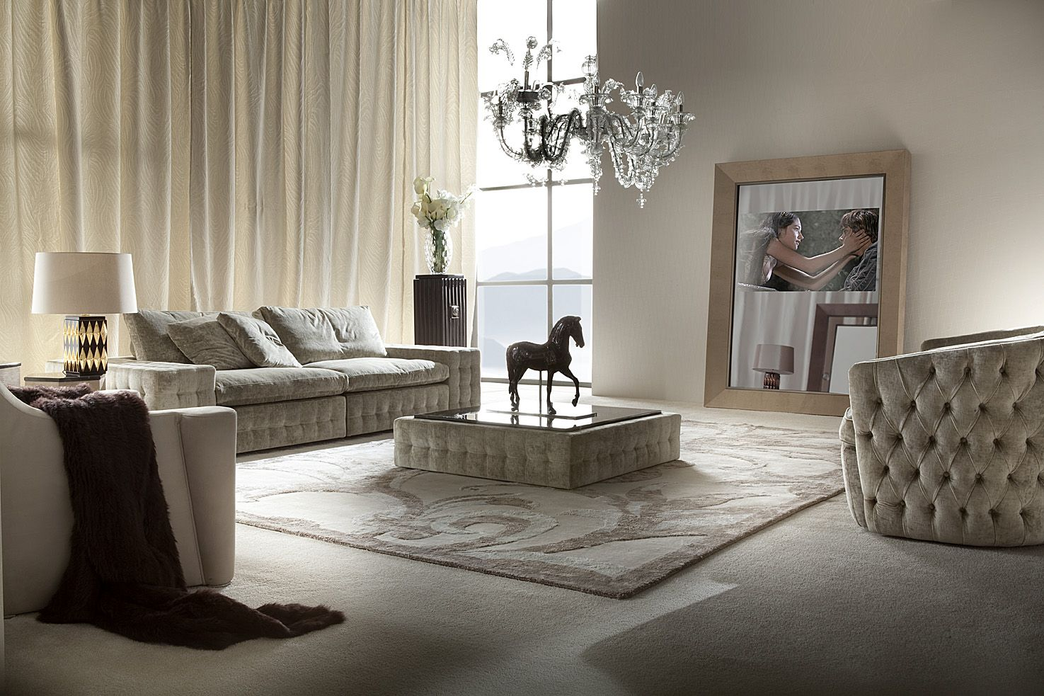 From The New Lifetime Collection From Giorgio This Set Combines