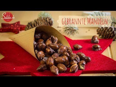 Gebrannte Mandeln mit Xylit - Low Carb und glutenfrei - salala.de - Low Carb mit Vroni & Nico