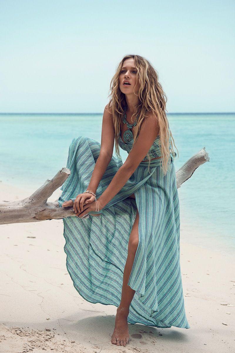 beach boho | Bohemian Hippie Threads | Pinterest | Barfuß ...