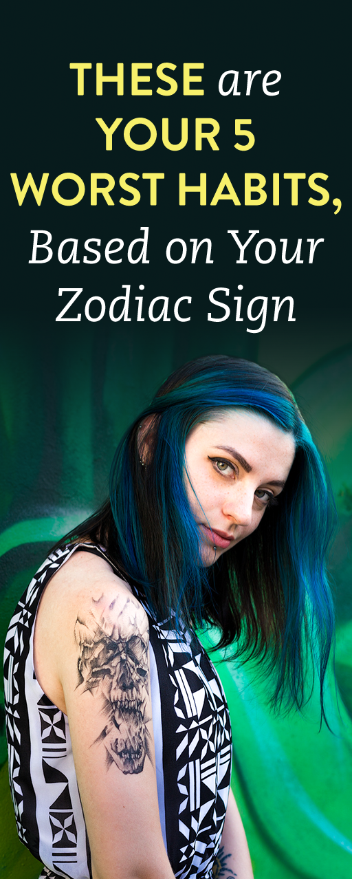 About What Sign Your Habits Says Zodiac Hookup