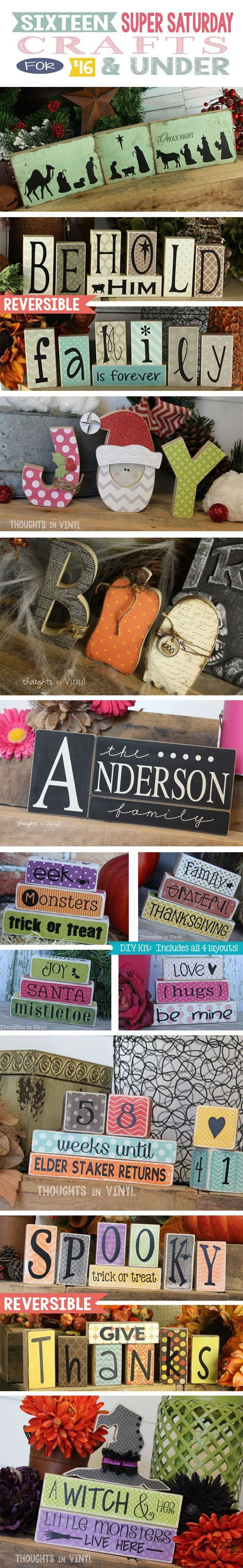 Cricut Christmas Craft Ideas Part - 43: Pinterest