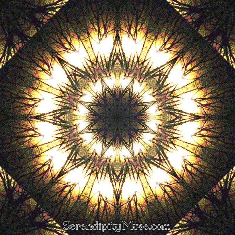 Day 31: Kaleidoscope Moon