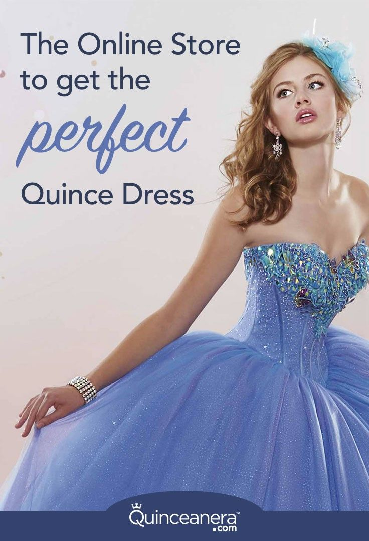7a5e57695be Here s why this fabulous and brand new site is every Quinceanera s ideal  online store to get