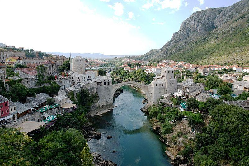 Mostar, Bosnia. 다시한번 유럽에 간다면 이런 곳을 돌고싶다.