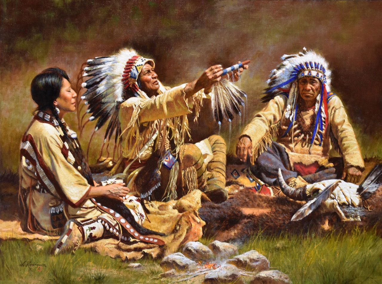 смотреть картинки с индейцами