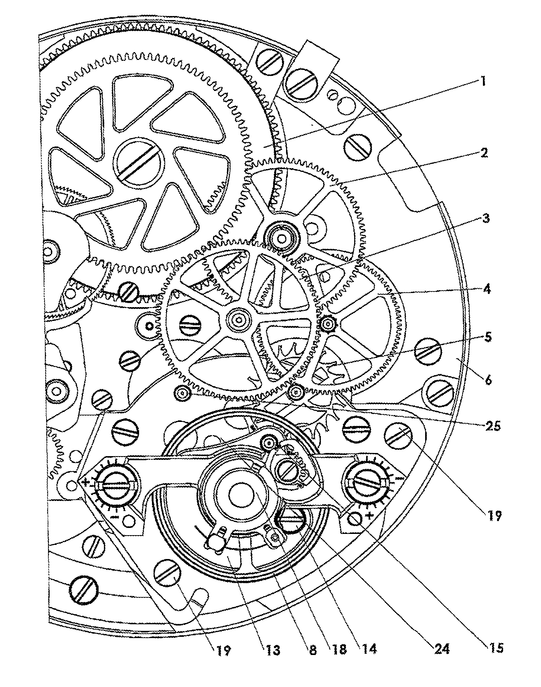 Patent US20120092969 - Clock movement #patent # ...
